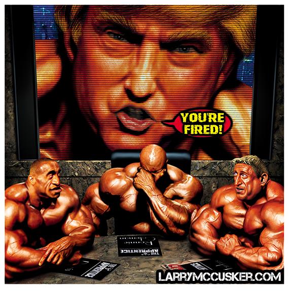 Donald Trump Appentice