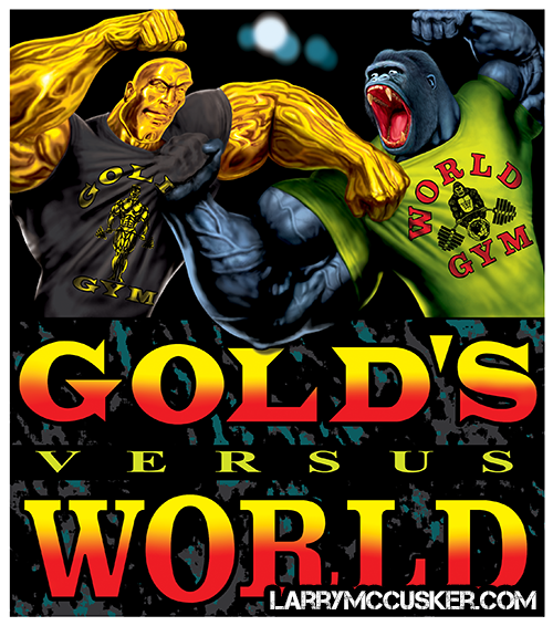 Gold vs World