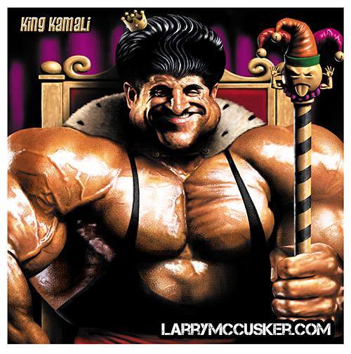 King Kamali
