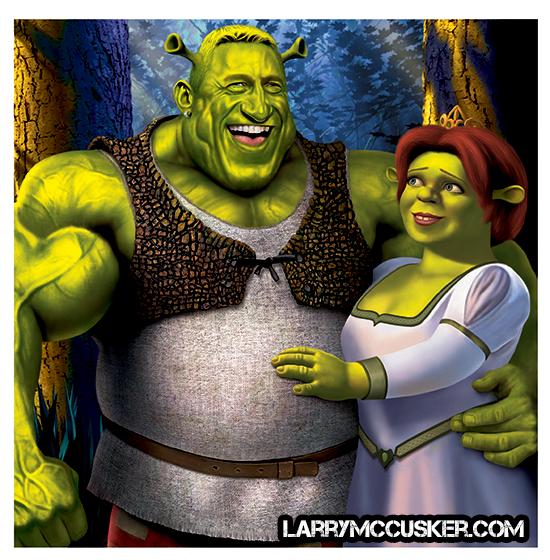 Markus Ruhk Shrek