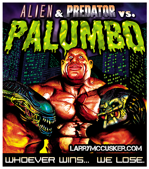 David Palumbo Aliens Predator