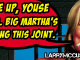 Martha Stewart Slammer