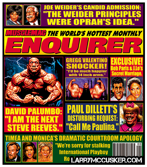 Musclemag Enquirer