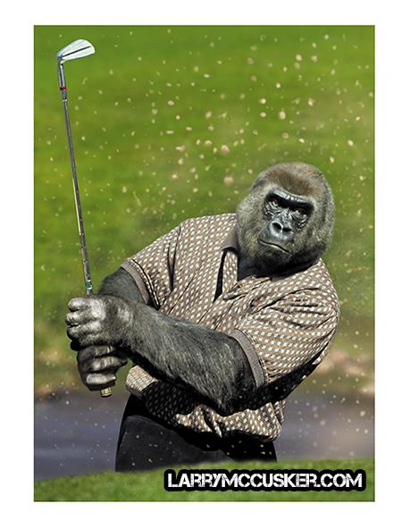 Gorilla Golf