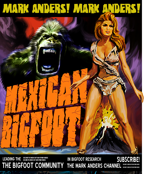 One Million Years BC Bigfoot