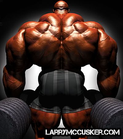 Ronnie Coleman Back